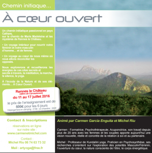 A coeur ouvert 2017 @ Rennes le chateau | Rennes-le-Château | Languedoc-Roussillon | France